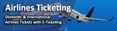 airlines ticketing