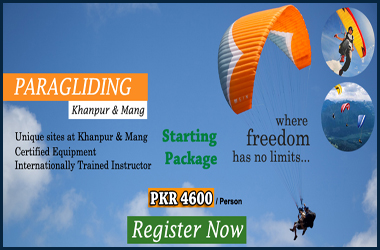 hot offer paragliding
