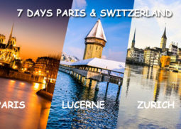 paris & switzerland