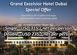 grand excelsior hotel dubai special offer
