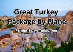 Great Turkey Package By Plane