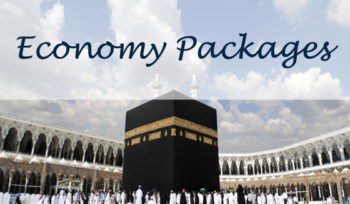 Umrah Economy Packages