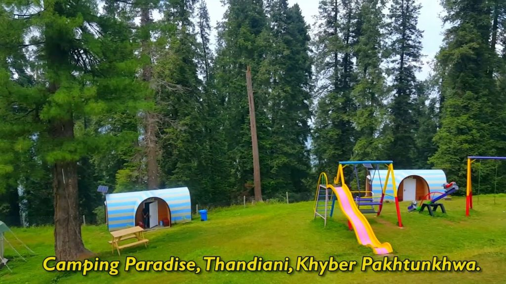 camping tour packages