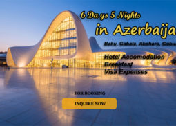 6 Days 5 Nights in Azerbaijan