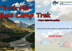 Tirich Mir Base Camp trek