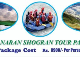 3 days naran tour package