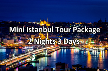 mini istanbul tour package
