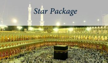 Umrah 3 star package