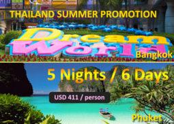 thailand summer promotion