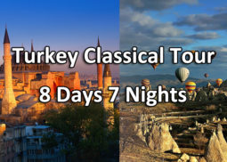 turkey classical tour