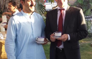 Meeting with Denmark Ambassador