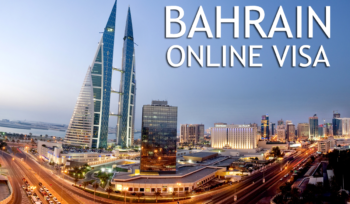 Bahrain Online Visa