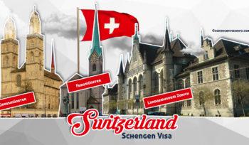 Sweetzerland-Schengen-Visa