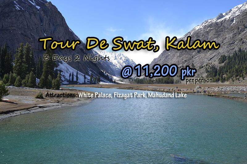 Tour de Swat, Kalam