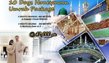 Honeymoon Umrah Package