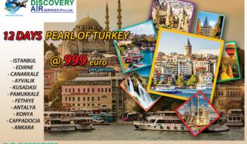 12 Days Pearl of Turkey