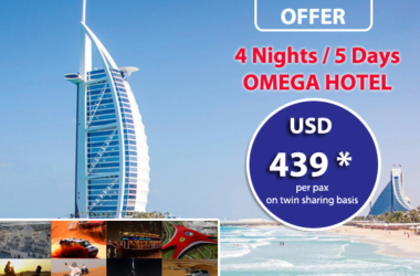 DUBAI AMAZING OFFER