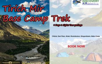 Tirich Mir Base Camp trek