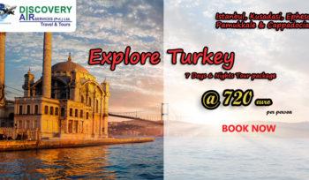 Explore Turkey