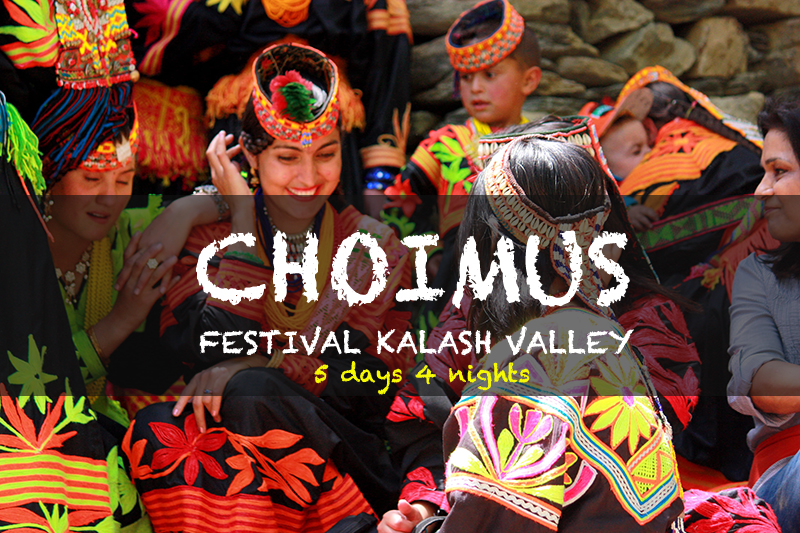 Chaimos Festival-Kalash Valley 2019