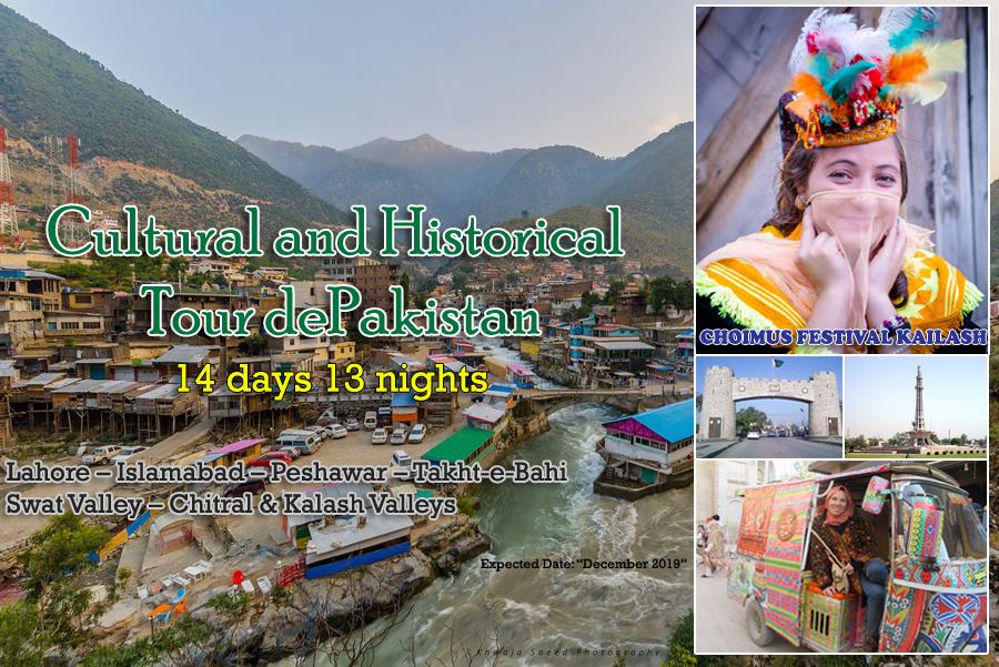 Cultural and Historical Tour dePakistan